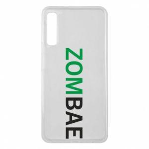 Phone case for Samsung A7 2018 Zombae - PrintSalon