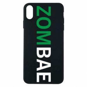 Etui na iPhone Xs Max Zombae