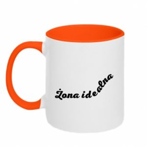 Two-toned mug Ideal wife