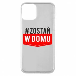 Phone case for iPhone 11 Stay home