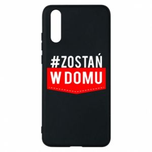 Phone case for Huawei P20 Stay home
