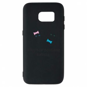 Phone case for Samsung S7 Zostanę babcią