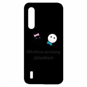 Etui na Xiaomi Mi9 Lite Zostanę dziadkiem