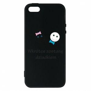 iPhone 5/5S/SE Case Zostanę dziadkiem