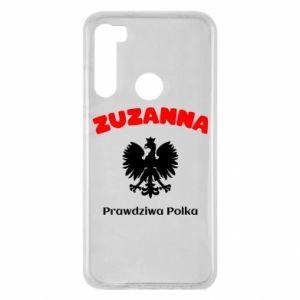 Phone case for Samsung J4 Plus 2018 Susan is a real Pole - PrintSalon