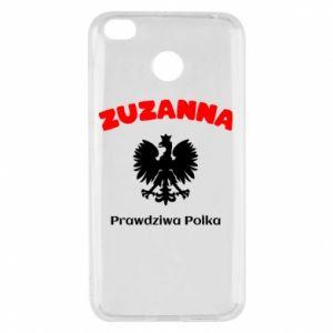 Phone case for Samsung J6 Plus 2018 Susan is a real Pole - PrintSalon