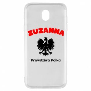 Phone case for Samsung S10e Susan is a real Pole - PrintSalon