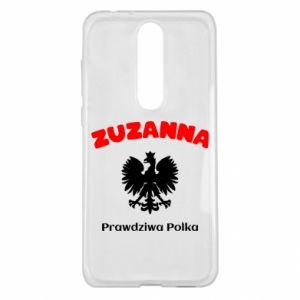 Phone case for Huawei Y7 Prime 2018 Susan is a real Pole - PrintSalon