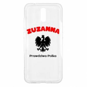 Phone case for Huawei P Smart Susan is a real Pole - PrintSalon