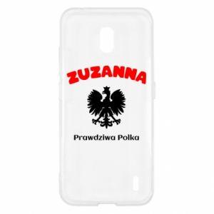 Phone case for Huawei P Smart Plus Susan is a real Pole - PrintSalon