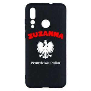 Phone case for Huawei P20 Lite Susan is a real Pole - PrintSalon