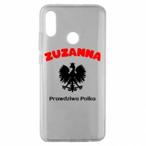 Phone case for Mi A2 Lite Susan is a real Pole - PrintSalon