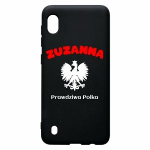 Phone case for Xiaomi Redmi 6A Susan is a real Pole - PrintSalon