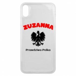 Phone case for iPhone 7 Plus Susan is a real Pole - PrintSalon
