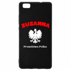 Phone case for Samsung A6 2018 Susan is a real Pole - PrintSalon