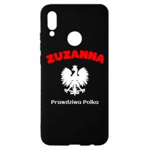 Phone case for Samsung A7 2018 Susan is a real Pole - PrintSalon