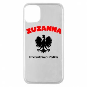 Phone case for iPhone 8 Plus Susan is a real Pole - PrintSalon