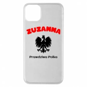 Phone case for iPhone X/Xs Susan is a real Pole - PrintSalon