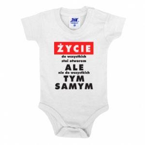 Baby bodysuit Life