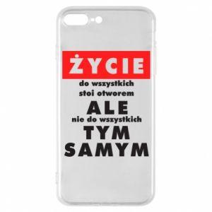 iPhone 7 Plus case Life