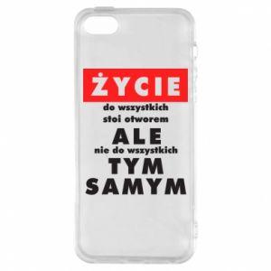 iPhone 5/5S/SE Case Life