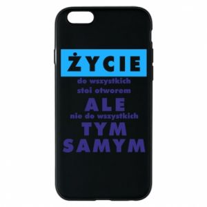 iPhone 6/6S Case Life
