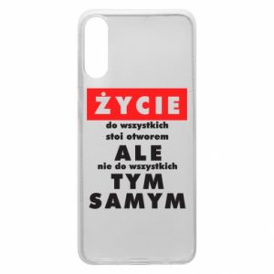 Samsung A70 Case Life