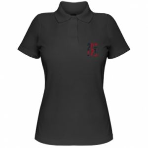 Women's Polo shirt Wishes for the New Year