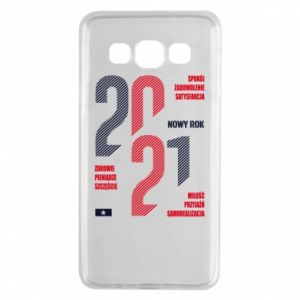 Samsung A3 2015 Case Wishes for the New Year