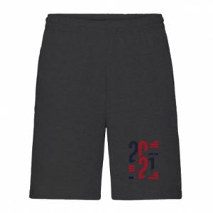 Men's shorts Wishes for the New Year