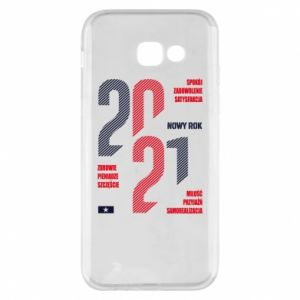 Phone case for Samsung A5 2017 Wishes for the New Year