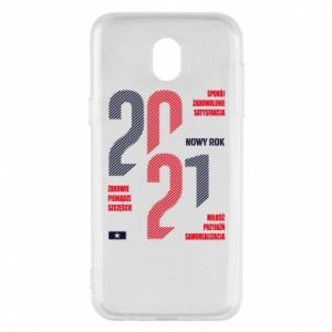 Phone case for Samsung J5 2017 Wishes for the New Year