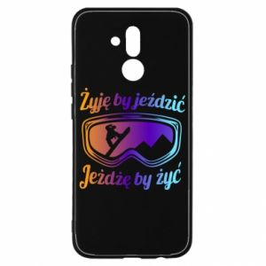 Huawei Mate 20Lite Case I live to ride